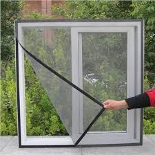 Lắp đặt cửa chống muỗi