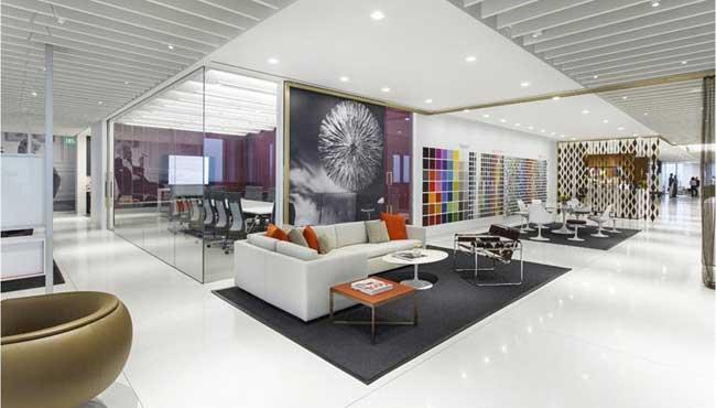 Thi công thiết kế Showroom, Shop