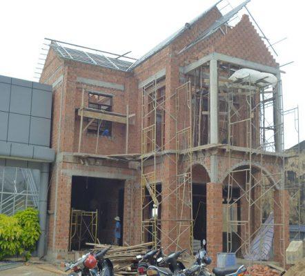 Thiết kế thi công xây dựng nhà