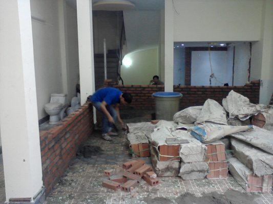 Dịch vụ cải tạo sửa chữa nhà giá rẻ